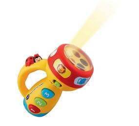 Amazon.com: VTech Spin and Learn Color Flashlight: Toys