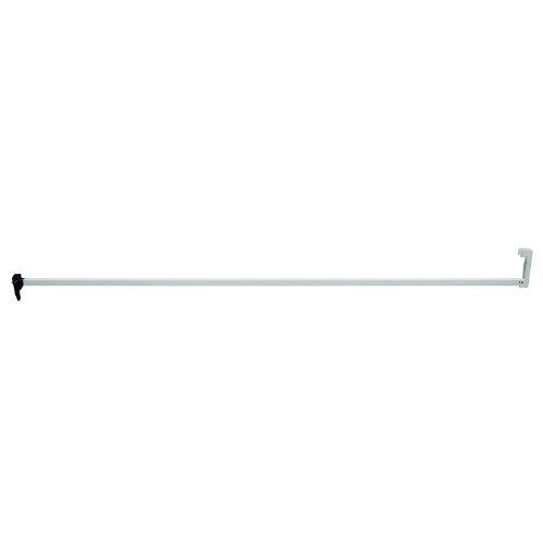 Prime-Line Products S 4013 48-Inch Sliding Door Security Bar Lock, Aluminum front-959298