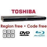 完全1年保障 東芝 Toshiba Bdx1300KU mdf-ver コンパクト ブルーレイDVDプレーヤー リージョンフリーフルバージョン Blu-ray ⇒region A B C DVD ⇒ALL multi format REGION FREE 多地域対応 マルチフォーマット リージョンフリー リージョン0~8 (PAL と NTSC 対応 自動切替え) プレミアム海外仕様 / 東芝 Toshiba