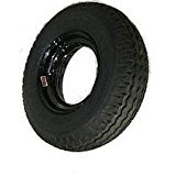 GreenBall Homaster 8-14.5 Trailer Tire MH / Wheel Assembly D.O.T. (Greenball Trailer Tires compare prices)