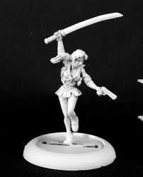 Whitney, Anime Heroine - 1
