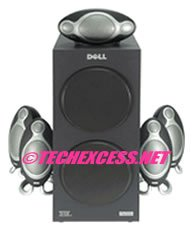 Altec Lansing 5.1 Speaker System, Super Subwoofer, Thx Certified, A Must For Gaming, Model: Ada995.