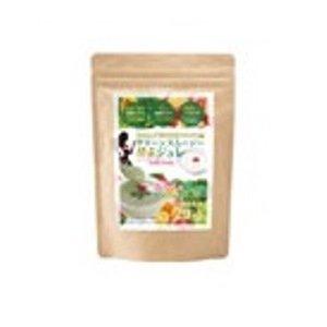 ハリウッド グリーン スムージー 酵素 ジュレ とろ~り杏仁豆腐ミックス 240g