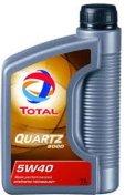 Total Quartz 9000 5w-40 Synthetic Engine Oil TOT-147427-1