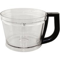 KitchenAid 13 Cup Food Processor Work Bowl Accessory with Black Handle (Kitchenaid Work Bowl compare prices)