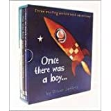 Once there was a boy...: Boxed setby Oliver Jeffers
