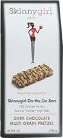 Skinnygirl Daily On-the-Go Bars Dark Chocolate Multi-Grain