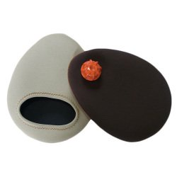 クロッツ にゅにゅ・ポケット・たまご・小 保温性の高い、ポケット付き二重構造