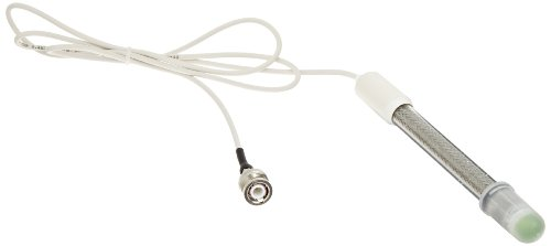 Hanna Instruments Fc260B Ph Half Cell Electrode For Milk, Bnc Connector, 0 To 12 Ph front-112062