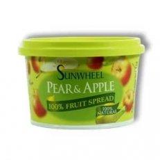 Sunwheel Pear & Apple 100% Pure Fruit Spread 300g