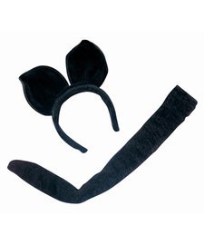 Rubie's Costume Co Cat Ears & Tail Costume