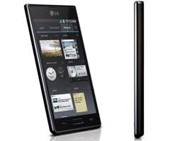LG Optimus L7 P705 Black Factory Unlocked