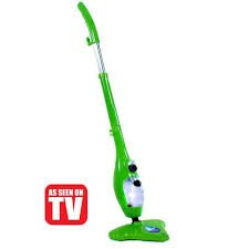 H20 Mop X5 Steamer H2O - Variable Steam, Filter-Free Design, Light Weight front-5624