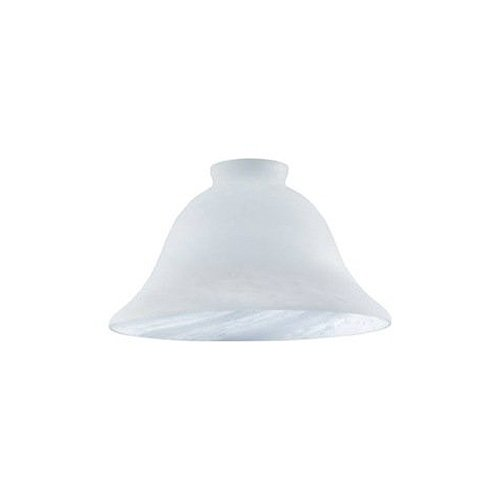 Hanging Light Fixture Replacement Glass: Westinghouse Lighting 81382 Corp 4-14-Inch Ceiling Fan Or