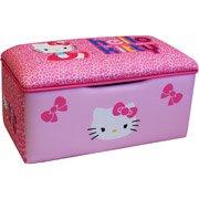 Hello Kitty Bows Toy Box by Hello Kitty