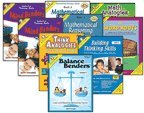 img - for CogAT  Prep Bundle for Grade 4-6, 2010 (Cognitive Abilities Test  Prep Bundles) book / textbook / text book
