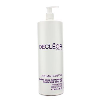 Decleor Aroma Confort Moisturizing Body Milk for Unisex, Salon Size, 33.8 Ounce images