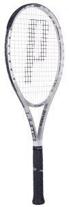 Prince EXO3 White Tennis Racket, GripSize- 2: 4 1/4 inch