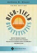 High-Yield Biostatistics 3rd ed (High-Yield  Series)