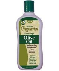 Ultimate Organic X-Virgin Olive Oil Body Lotion 355 ml
