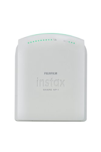 Fujifilm-Instax-Share-SP-1-Instant-Film-Printer-254dpi-Resolution-White-International-Version-No-Warranty