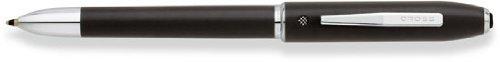 クロス CROSS テックフォー TECH4 マルチペン(ボールペン黒/赤/青・0.7mmシャープペンシル) ソフトフィールブラック AT0610-1 「並行輸入商品」