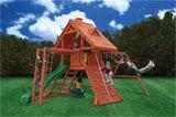 Big Sale Best Cheap Deals Gorilla Playsets Sun Palace I Playground System
