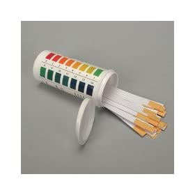 Hydrion Spectral pH Strips (pH 0 to 14.0)