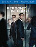 Person of Interest: The Complete Second Season [Blu-ray]