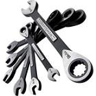 21hzND6eJtL. SL160  Craftsman 7 piece Universal Ratcheting Wrench Set Metric