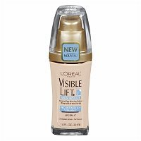 L'Oreal Paris Visible Lift Serum Absolute Advanced Age-Reversing Makeup, SPF 17, Classic Ivory, 1-Fluid Ounce