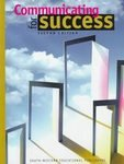 img - for Communicating For Success [Hardcover] book / textbook / text book