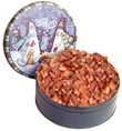 Our Most Popular Party Mix In A Cozy Snowman Tin -- Spicy Sweet