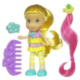 Hasbro, Strawberry Shortcake, Mini Doll, Lemon Meringue, 3 Inches - 1