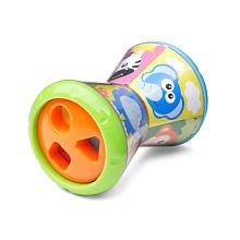 Infantino Twist & Match Rattle Baby Toy - 1