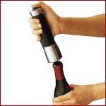 ワインウィザード 1秒でポン!と抜けるワインオープナー!