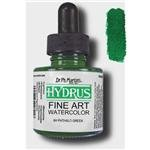Dr. Ph. Martin's Hydrus Fine Art Watercolor, 1.0 oz, Phthalo Green