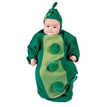 Pea Pod Baby Bunting Costume - 1