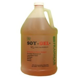 SOY-Gel Paint and Urethane Remover 1 Gallon