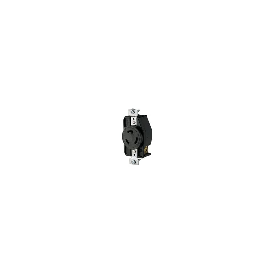 Arrow Hart Cwl620r Receptacle Single 20a 250v 2 Pole 3way H L Bk On 5709n Power 50a Nema 650 2pole 3wire Ebay