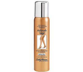 Airbrush Legs Sally Hansen Nude Glow for most skin tones