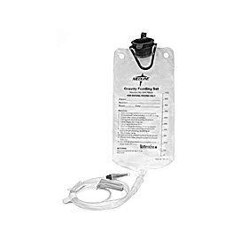Medline ENT70503PH Gravity Feeding Set (30 Pack)