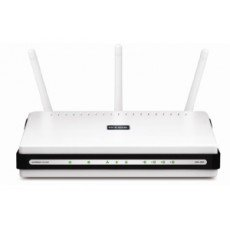 D-Link Wireless N Gigabit - Router (IEEE 802.11n, NAT,SPI, VPN pass-through, 1 Gbit/s, Inalámbrico)