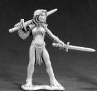 Anjanise Elf Druid Dark Heaven Legends Minature Figures by Reaper Miniatures