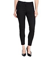 M&S Collection 5 Pocket Ankle Grazer Denim Jeggings