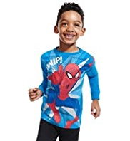 Pure Cotton Spider-Man™ Print T-Shirt