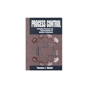Elda Gooding Process Control Designing Processes And Control Systems For Dynamic Performance E Book
