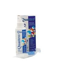 Quattro Multifunctional Contact Lens Solution 100ml pack