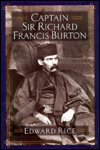 img - for Captain Sir Richard Francis Burton book / textbook / text book