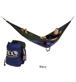 Eagles Nest Outfitters SingleNest Hammock (Navy/Forest Green) from Eagles Nest Outfitters